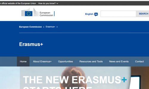 ERASMUS+: A fost lansat Apelul național la propuneri de proiect 2021