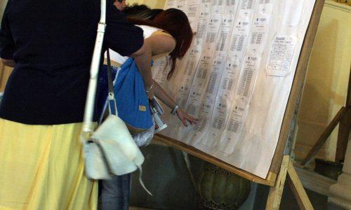 Lista posturilor didactice/catedrelor disponibile a fost publicată pe site-ul www.titularizare.edu.ro
