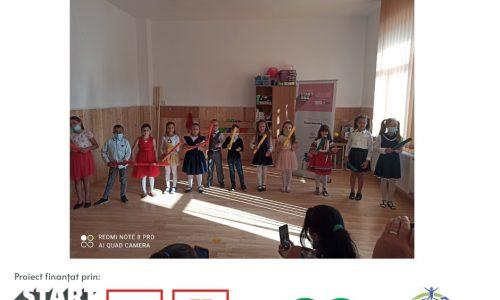 Elevii unei școli din județul Galați studiază muzica într-un mod inedit, grație unui proiect educațional modern